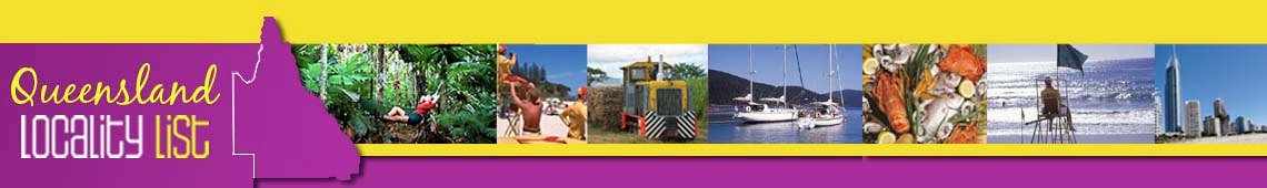 Queensland Locality List - Find GENUINELY LOCAL Businesses in YOUR STATE